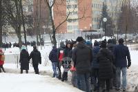 В Туле около 200 человек пришли на несанкционированный митинг, Фото: 21