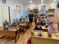 Мобильный пункт РСО ООО «МСК-НТ» посетил поселок городского типа Славный, Фото: 12