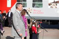 """В Тульской области """"Поезд памяти"""" прошел  по судьбоносным местам сражений, Фото: 20"""