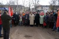 Митинг в Кимовске, Фото: 7