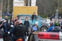 Открытие мотосезона в Новомосковске, Фото: 55