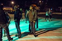 Открытие Зареченского катка, Фото: 5