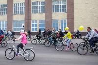 В Туле прошел большой велопарад, Фото: 95
