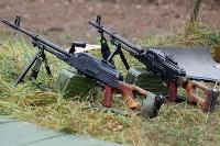Стрельба, БТР и спасение раненых: в Тульской области бойцы Росгвардии неделю жили в лесу, Фото: 20