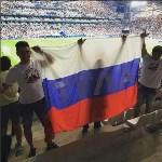 Туляки болели за сборную России в матче с англичанами, Фото: 2