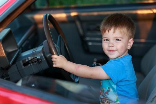 Будущий водитель!