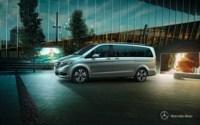 В Туле прошла презентация Mercedes-Benz V-Класс, Фото: 10