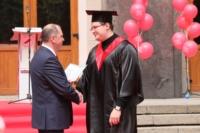 Вручение дипломов магистрам ТулГУ. 4.07.2014, Фото: 58