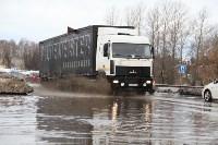 Потоп на ул. Рязанской и Восточном обводе, Фото: 11