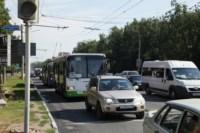 ДТП на проспекте Ленина в Туле. 4 августа., Фото: 2