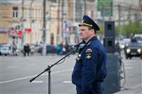 Вторая генеральная репетиция парада Победы. 7.05.2014, Фото: 12