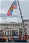 Вторая генеральная репетиция парада Победы. 7.05.2014, Фото: 1