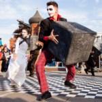 Театральное шествие в День города-2014, Фото: 35