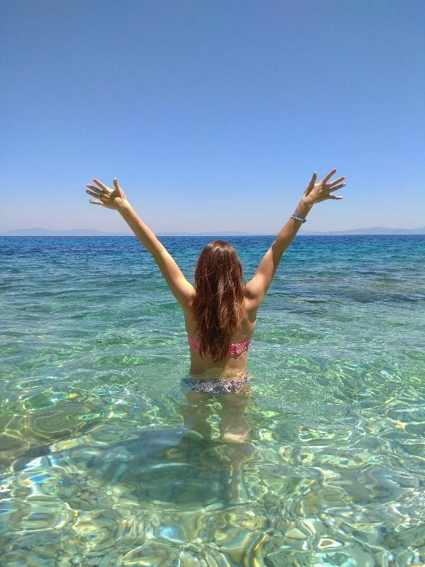 Море, дай я тебя обниму....
