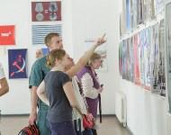 В Туле открылась выставка плакатов, Фото: 6