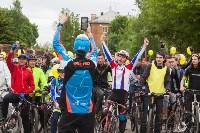 В Туле прошел большой велопарад, Фото: 174