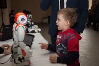 Открытие шоу роботов в Туле: искусственный интеллект и робо-дискотека, Фото: 30