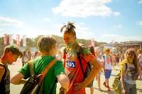 В Туле прошел фестиваль красок и летнего настроения, Фото: 150
