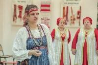 """В Ленинском открылась выставка """"Традиционное тульское ткачество"""", Фото: 5"""