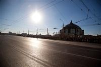 Второй этап эстафеты олимпийского огня: Зареченский район, Фото: 70