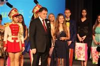 Владимир Груздев поздравил тульских выпускников-медалистов, Фото: 40