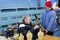 В Тульской области прошла «Лыжня Веденина-2019»: фоторепортаж, Фото: 7