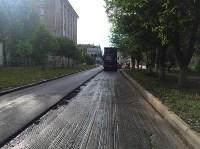 Ремонт дорог в Туле. 18 июля 2016, Фото: 5