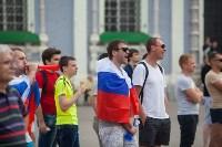 Футбол на большом экране в Тульском кремле, Фото: 28