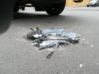 В Туле пожарная машина столкнулась с BMW, Фото: 3