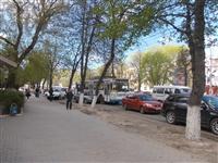 Пассажиры троллейбуса, совершившего наезд на авто и пешеходов, не пострадали, Фото: 5
