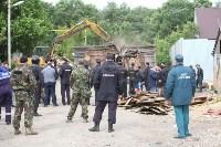 Снос цыганских домов на Косой Горе, Фото: 9