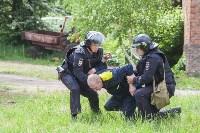 Антитеррористические учения на КМЗ, Фото: 38