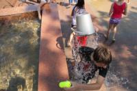 Водный флешмоб. 13.07.2014, Фото: 15