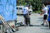 Очистка истока и русла реки Дон в Новомосковске, Фото: 22