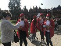 Тулякам и гостям нашего города помогают волонтеры, Фото: 5