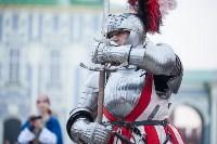 Средневековые маневры в Тульском кремле. 24 октября 2015, Фото: 27