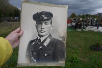 В Узловой установили памятник на могиле считавшегося пропавшим без вести летчика-героя, Фото: 7