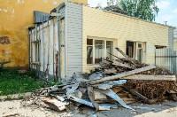 Снос военной части на ул.Благовещенской, Фото: 26