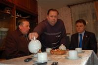 Губернатор встретился с фермером, обратившимся к президенту, Фото: 3