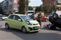 ДТП на перекрестке улиц Ложевой и Калинина, Фото: 4
