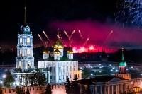 Салют и пиротехническое шоу на День Победы-2016, Фото: 23