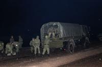 Десантники показали тулякам салют, Фото: 40