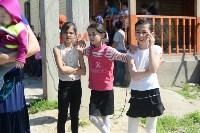 В Плеханово начали сносить дома в цыганском таборе, Фото: 16
