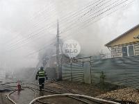 Пожар в Михалково, Фото: 27