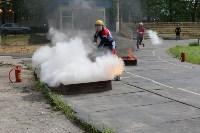 Соревнования пожарных в Туле, Фото: 10