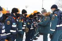 На федеральных трассах в Тульской области МЧС развернуло 10 пунктов обогрева, Фото: 2