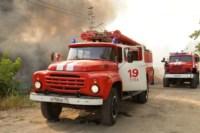 На улице Патронной загорелся частный дом, Фото: 13
