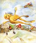 Вдохновлённая Марком Шагалом, Фото: 5