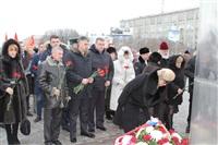 Возложение цветов к памятнику на площади Победы. 21 февраля 2014, Фото: 5