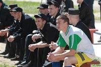 Тульские журналисты сыграли в футбол с зэками, Фото: 48